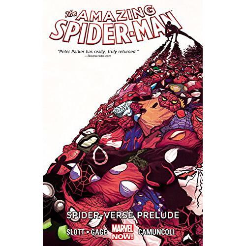 Amazing Spider-Man: Spider - Verse Prelude - Volume 2 Graphic Novel