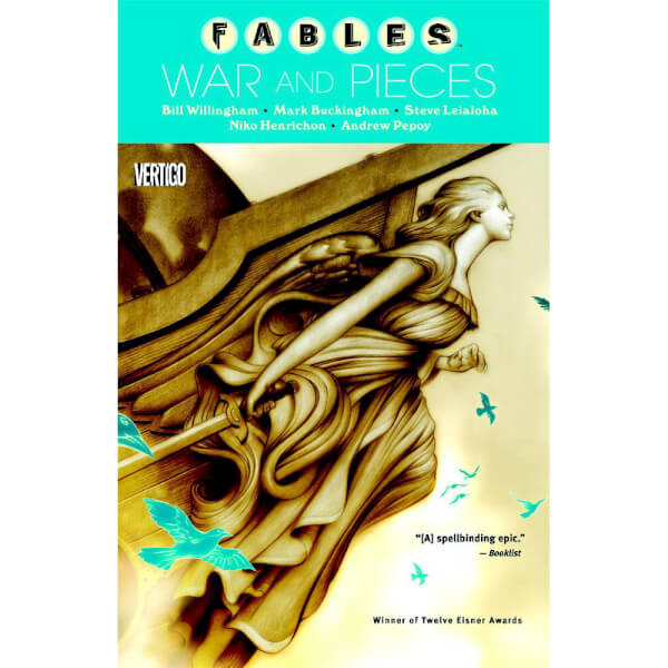 Fables: War and Pieces - Volume 11 Graphic Novel