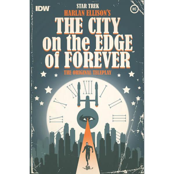 Star Trek: City on the Edge of Forever Graphic Novel