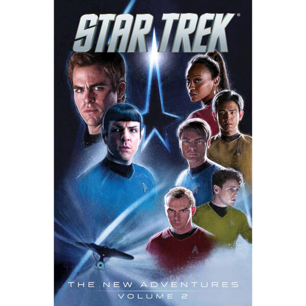 Star Trek: New Adventures - Volume 3 Graphic Novel