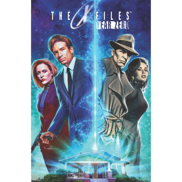 The X-Files: Year Zero Graphic Novel