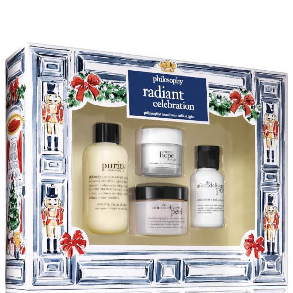 Philosophy Radiant Celebration Gift Set | Buy Online | SkincareStore