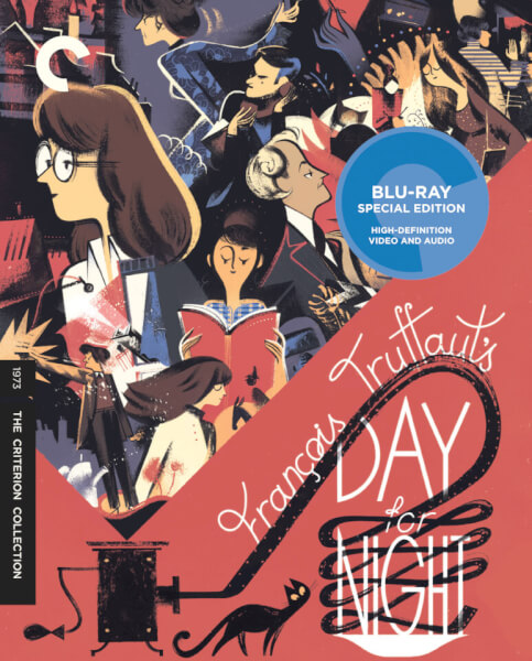Day For Night - Criterion Collection