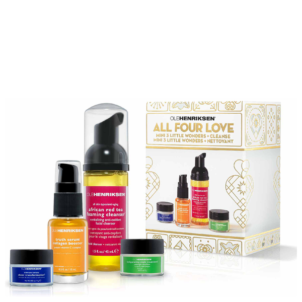 Ole Henriksen All Four Love Holiday Kit (Worth $40.83)