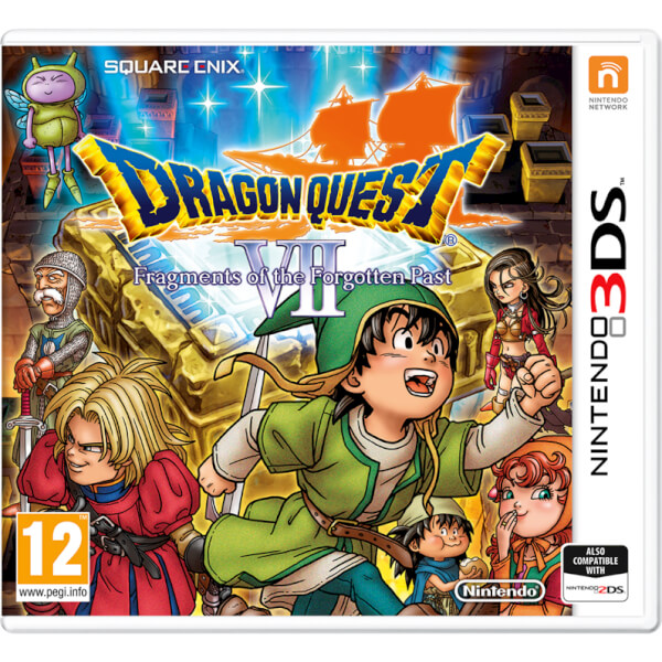 Dragon Quest VII: Fragments of the Forgotten Past - Digital Download