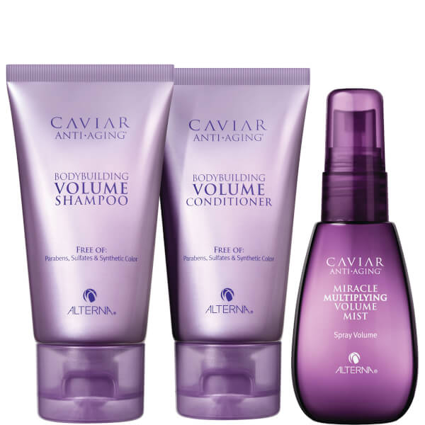 Alterna Caviar Volume 3 Piece Try Me Kit (Worth $21.45)