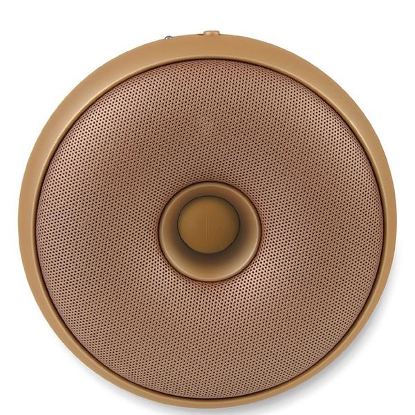 Lexon Hoop Rechargeable Speaker - Gold