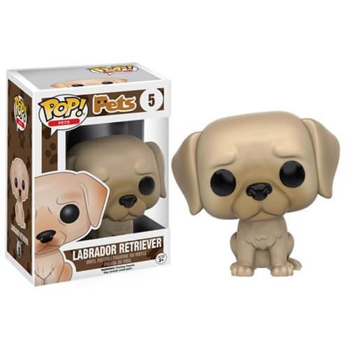 Figurine Pop! Pets Labrador Funko Pop!