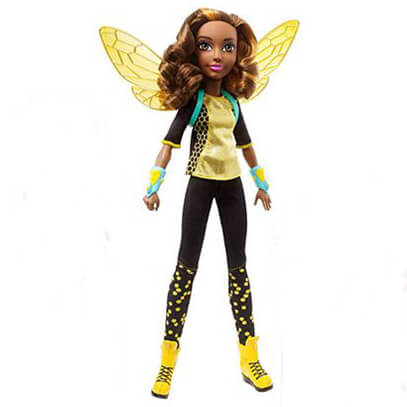 DC Super Hero Girls BumbleBee 12 Inch Action Doll