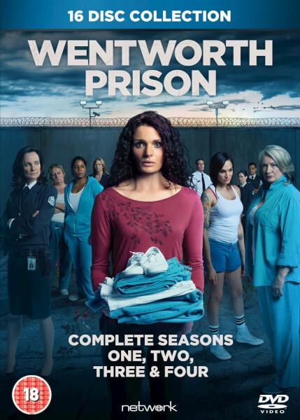 Wentworth Prison: Season 1-4