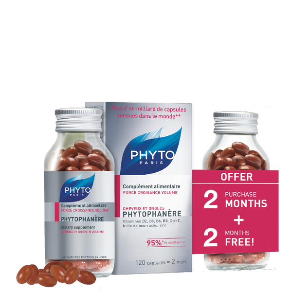 Phyto Phytophanère Duo 240 Capsules