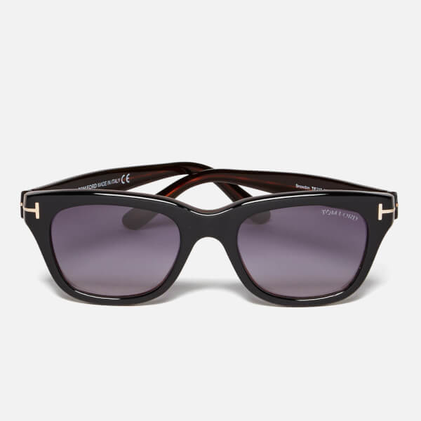 Tom Ford Snowdon Sunglasses - Black