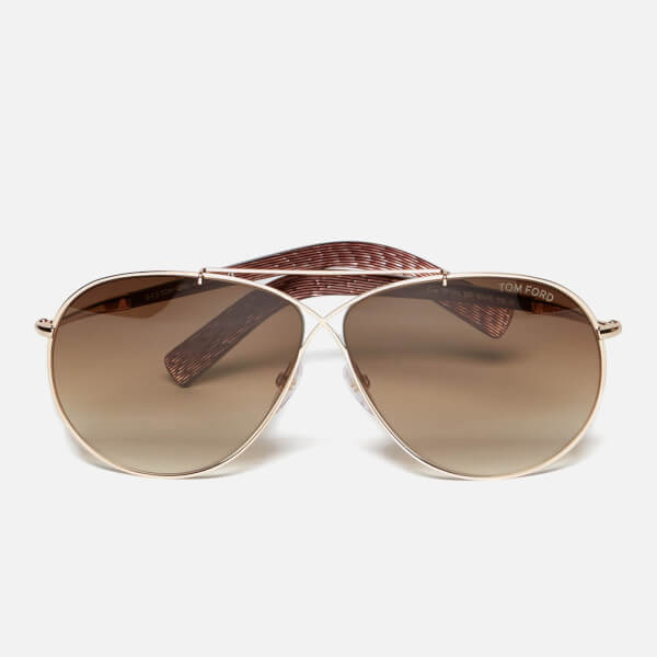 Tom Ford Women's Eva Sunglasses - Brown