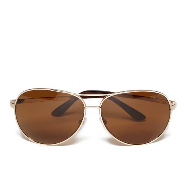 Tom Ford Women's Charles Sunglasses - Gold