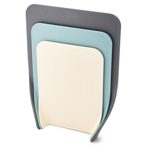 Joseph Joseph Nest Chop Board 3 Piece Chopping Board Set - Opal