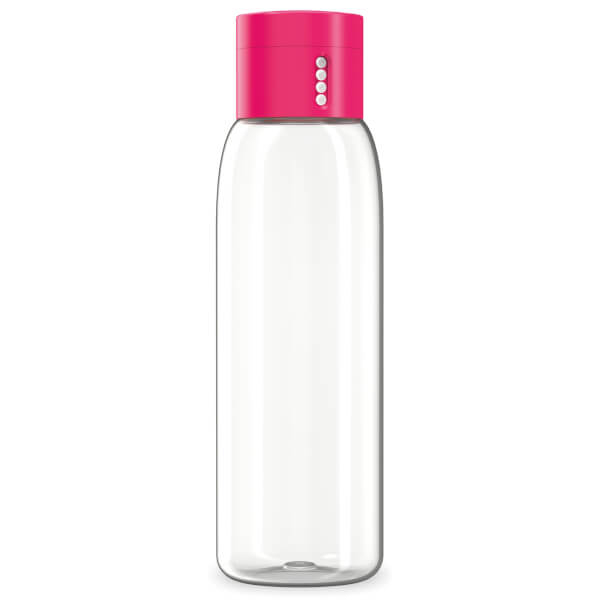 Joseph Joseph Dot Water Bottle - Pink