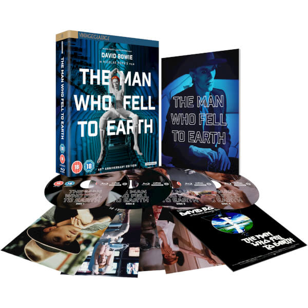 The Man Who Fell To Earth (40th Anniversary) Collector's Edition