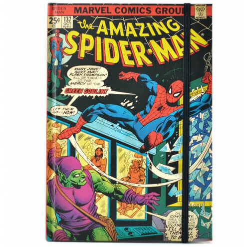 Carnet A5 Spider-Man Marvel