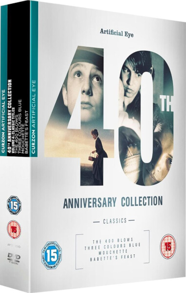 Artificial Eye 40th Anniversary Collection Volume 4: Classics
