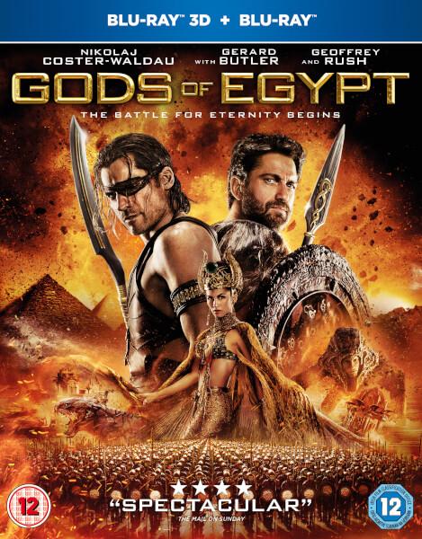 God of Egypt 3D (Includes 2D Version)