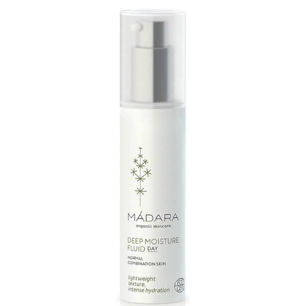 MÁDARA Deep Moisture Fluid 50ml