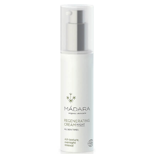 MÁDARA Regenerating Night Cream 50ml