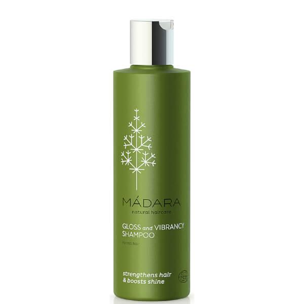 MÁDARA Gloss and Vibrancy Shampoo 250ml