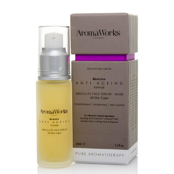 AromaWorks Men's Absolute Face Serum 30ml