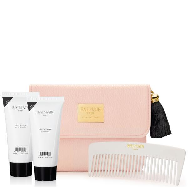Balmain Hair FW16 Cosmetic Bag (Worth £45.85)