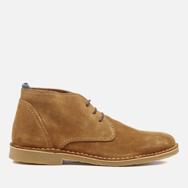 Selected Homme Men's Royce Boots - Cognac