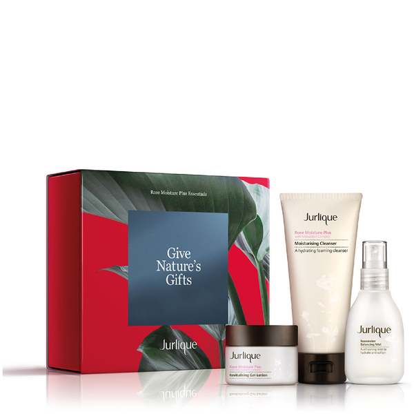 Jurlique Rose Moisture Plus Essentials (Worth £68)