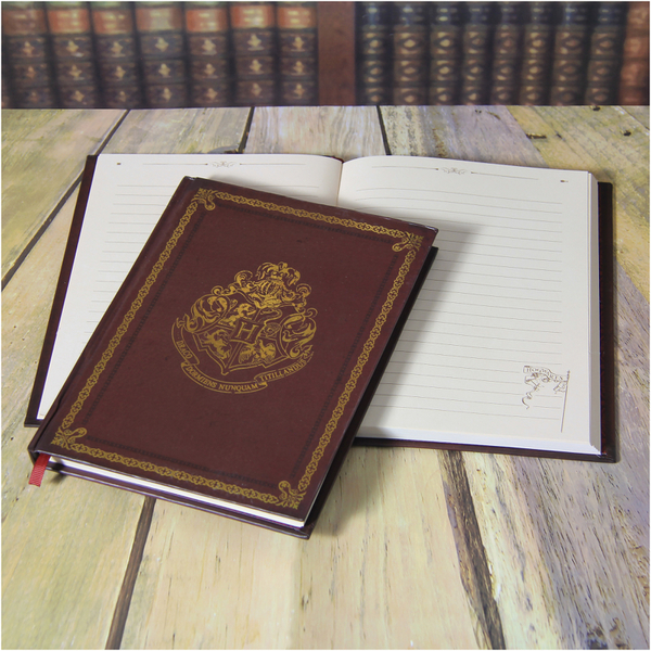 Carnet Harry Potter Poudlard