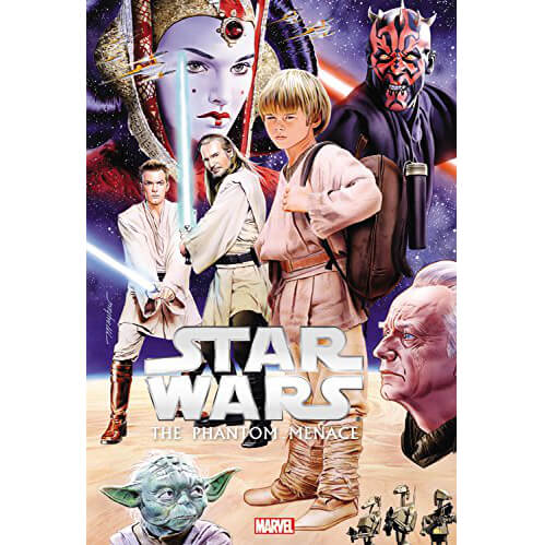 Star Wars: Episode I - The Phantom Menace Hardcover Graphic Novel