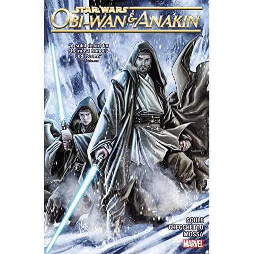 Star Wars: Obi-Wan and Anakin Paperback Graphic Novel