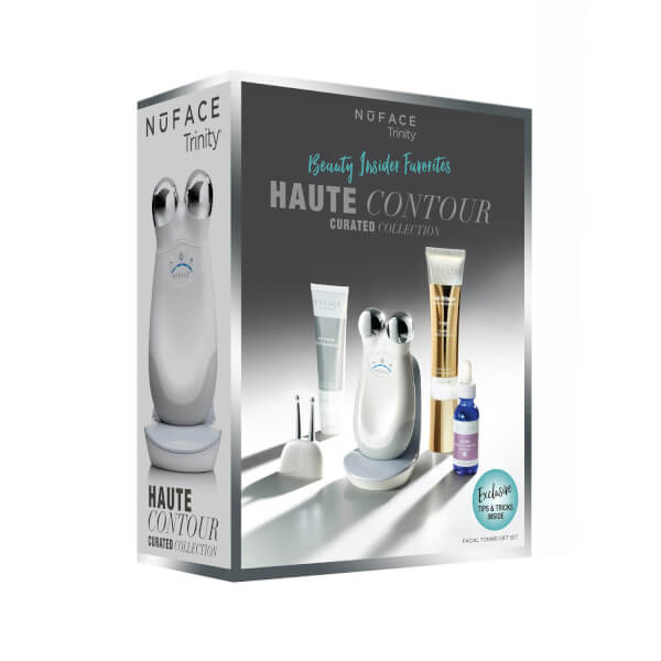 NuFACE Haute Contour Facial Toning Gift Set (Worth $597)