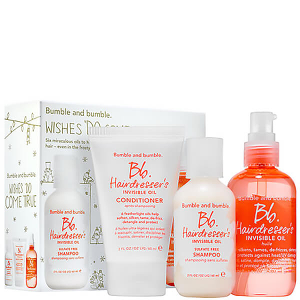 Bumble and bumble Wishes Do Come True Gift Set (Worth £36.00)