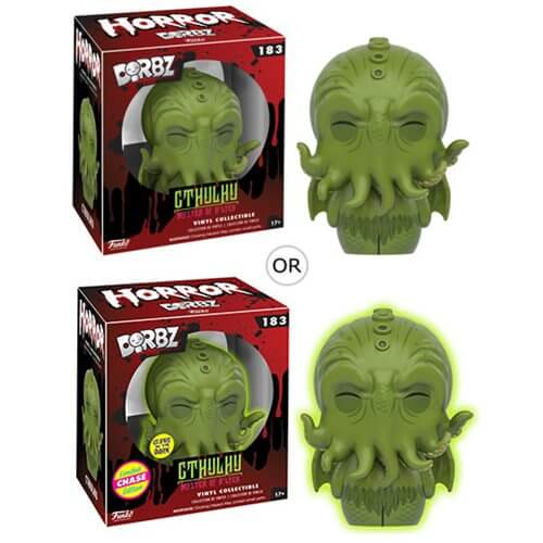Cthulu/Cthulu with Chase Dorbz Vinyl Figure
