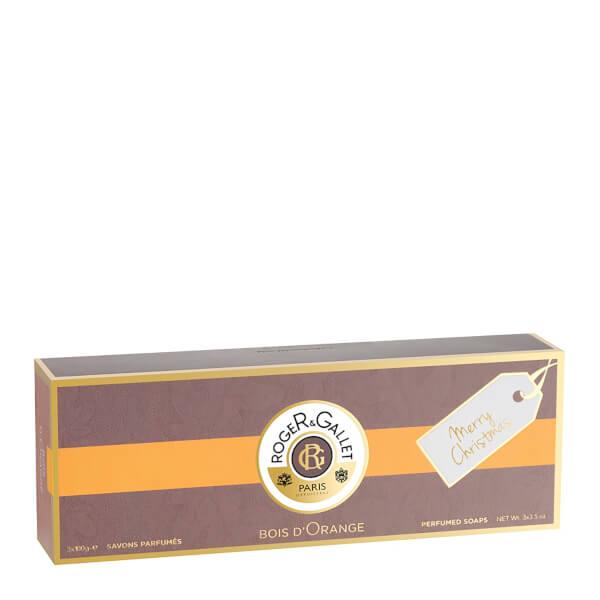 Roger&Gallet Bois d'Orange 3 Soap Coffret