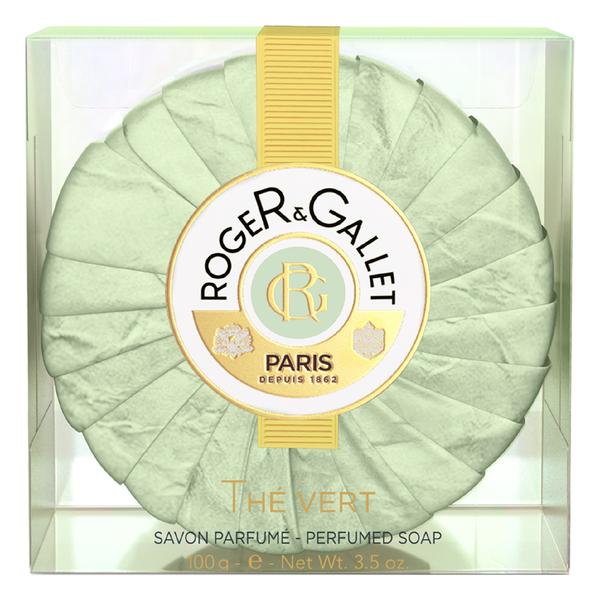 Roger&Gallet Green Tea Soap 100g