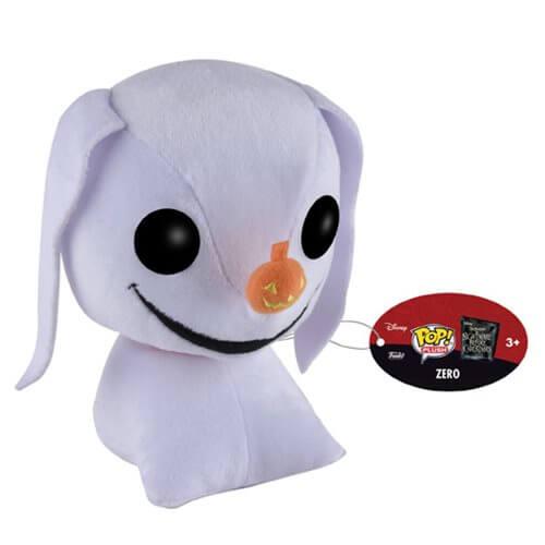 The Nightmare Before Christmas Zero Regular Pop! Plush