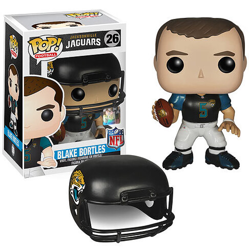NFL Blake Bortles 1ère Vague Figurine Funko Pop!