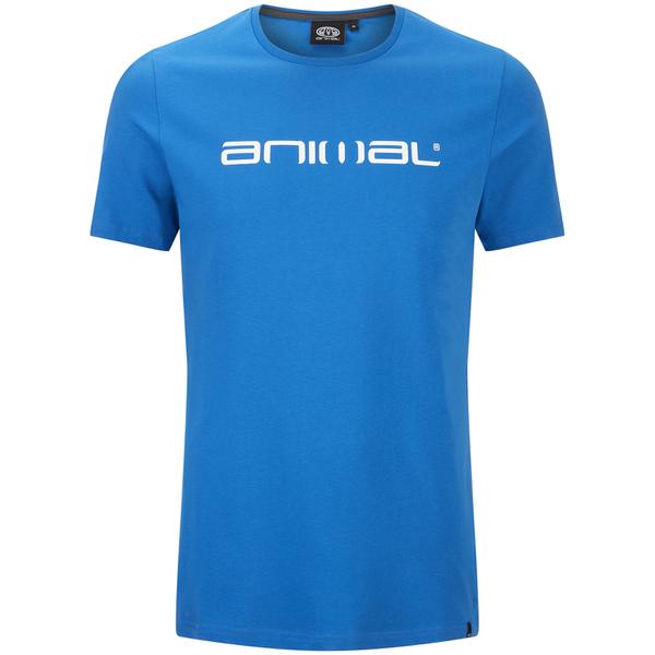 Camiseta Animal Classico - Hombre - Azul