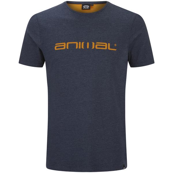 T-Shirt Homme Marrly Animal -Marine