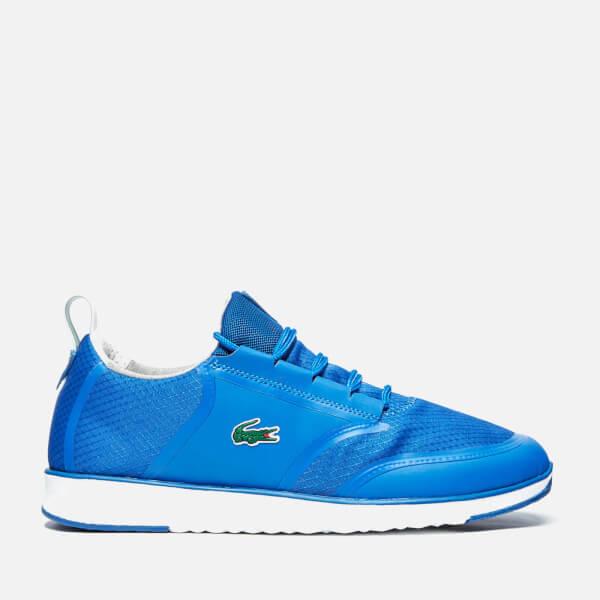edbc73a7869ba Lacoste Men s L.ight LT12 SPM Runner Trainers - Blue Blue  Image 1