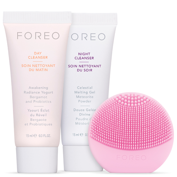 FOREO Cleansing Must-Haves - (LUNA play) Pearl Pink