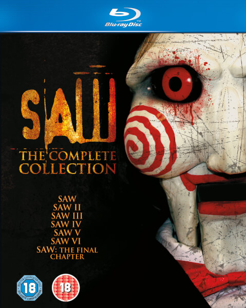 Saw 1-7 Box Set