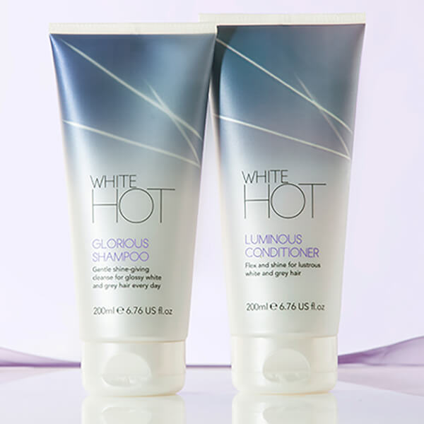 White Hot Shine Gift Set (Worth £24)