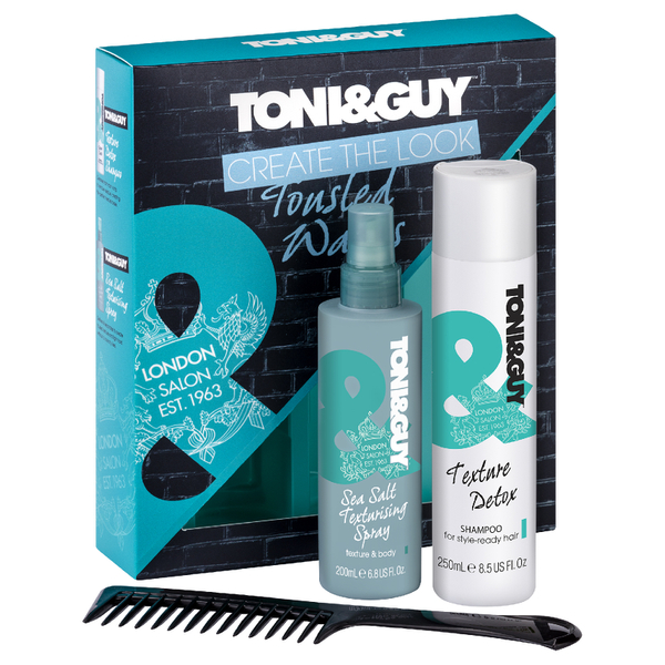 Toni & Guy Casual Collection Kit (Worth £18)