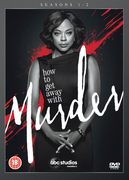 How To Get Away With Murder - Seasons 1-2 DVD