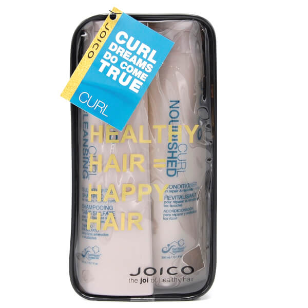 Joico Curl Repair Shampoo and Conditioner Gift Pack (Worth £27.90)